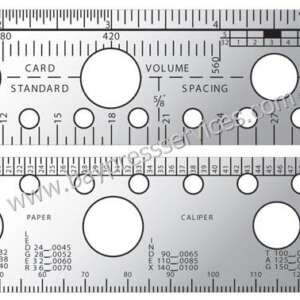 Business Forms Rulers