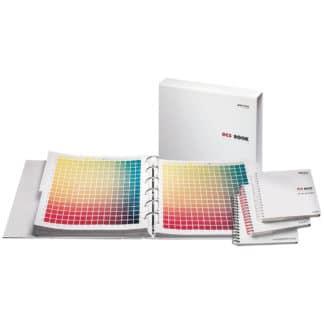 Digital Color Scale Books
